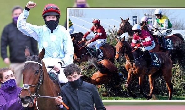 Grand National LIVE: Updates from Aintree as Cloth Cap and ...